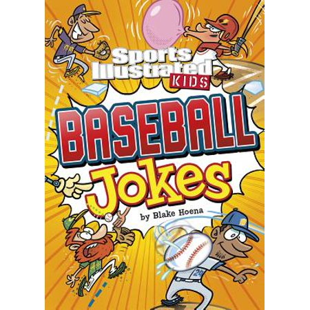 Sports Illustrated Kids Baseball Jokes 1999 Sports Illustrated Autographs