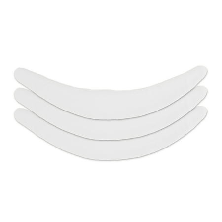 - Cotton Tummy Liner, XXL, White, 3-Pack by More of Me to Love