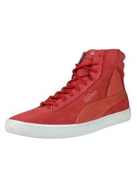 73cb2b11cc7 Product Image PUMA BY ALEXANDER MCQUEEN WOMENS JOUSTESSE MID II FADED ROSE  354445 04