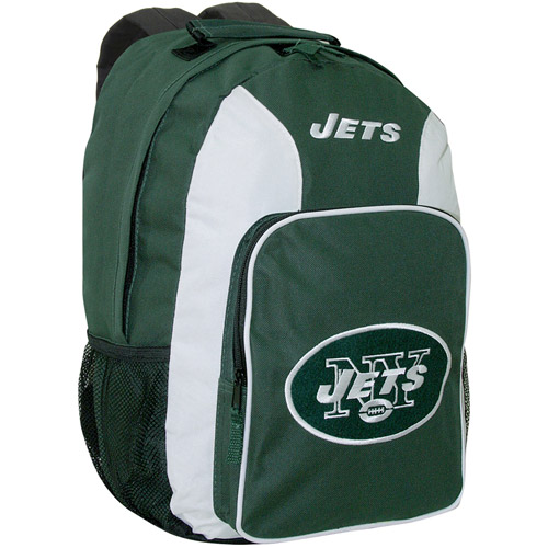 """New York Jets NFL Concept One """"Southpaw"""" Team Color Backpack by Concept One Accessories"""