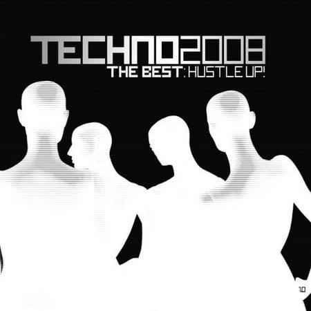 Techno 2008-The Best / Various](Halloween Techno)