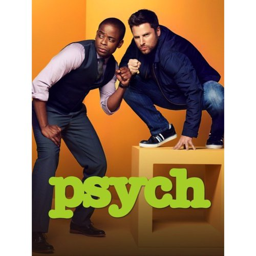 Psych: The Complete Eighth Season (Anamorphic Widescreen)
