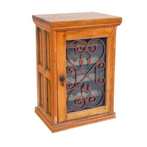 Artesano Home Decor 19 Bottle Floor Wine Cabinet by Artesano Home Decor