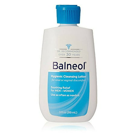 2 Pack - Balneol Hygienic Cleansing Lotion 3oz Each