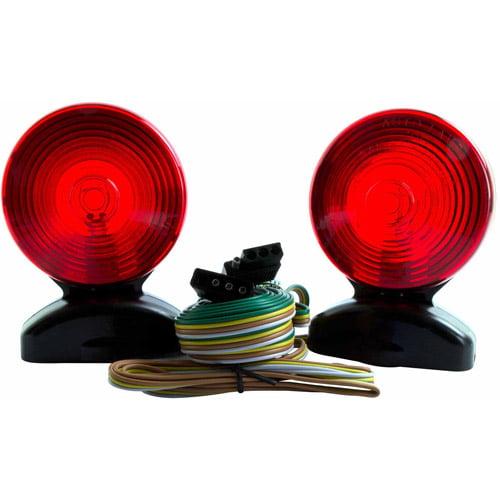 Blazer C6300 2-Sided Magnetic Trailer Towing Light Kit, 1 Pair