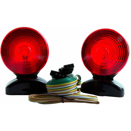 Blazer C6300 2-Sided Magnetic Trailer Towing Light Kit, 1 Pair