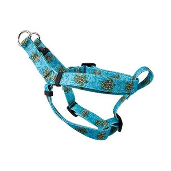 Yellow Dog Design SI-ST103L Sea Turtles Step - In Harness - Large