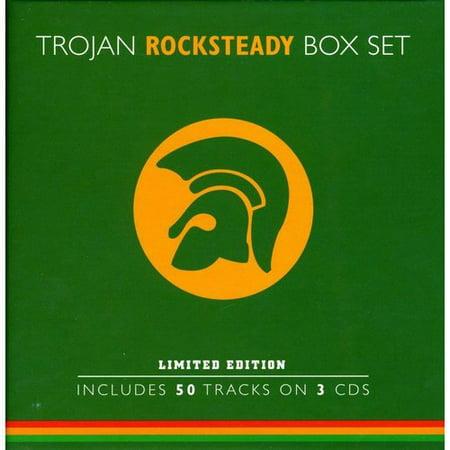 Trojan Rocksteady Box Set Limited Edition Walmart Com