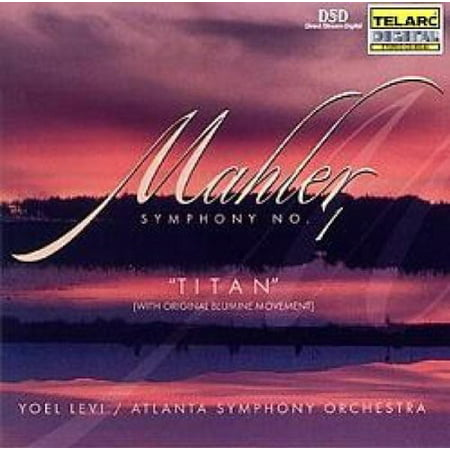 Orig Box (Symphony 1 in D Major: Titan: Orig Blumine)
