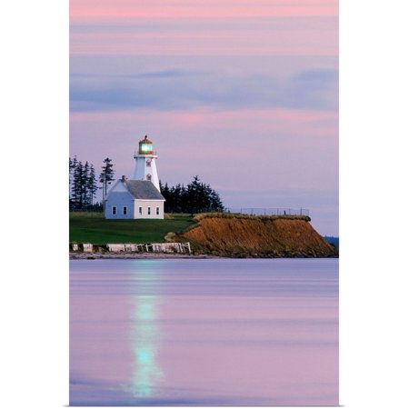 Great BIG Canvas | Rolled David Nunuk Poster Print entitled Panmure Island Provincial Park, Prince Edward Island, Canada