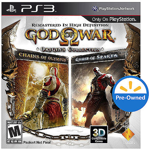 God Of War Origins Collection (PS3) - Pre-Owned