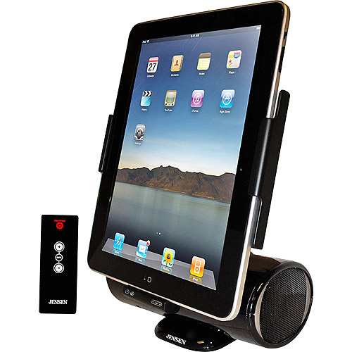 Jensen Ipad/Ipod/Iphone Docking Speaker