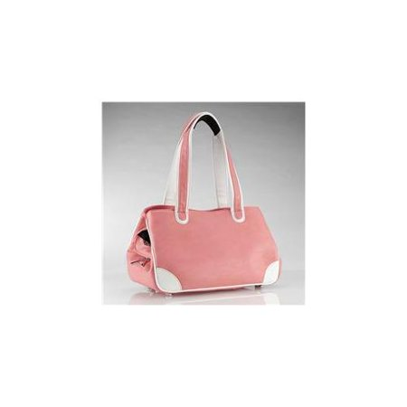 JCLA Chi-P-FL Te Quiero Chihuahua Faux Leather, Pink