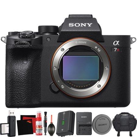 Sony Alpha a7R IV Mirrorless Digital Camera (Body Only) Starter Kit Bundle Xsi Starter Kit