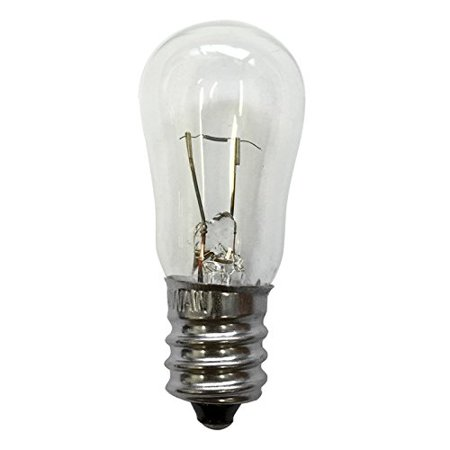 OCSParts 6S6-24 Light Bulb, 6 Watts, 0.25 Amps, 24 Volts - Pack of 10