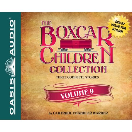 The Boxcar Children Collection Volume 9 : The Amusement Park Mystery, The Mystery of the Mixed-Up Zoo, The Camp-Out - Central Park Zoo Halloween