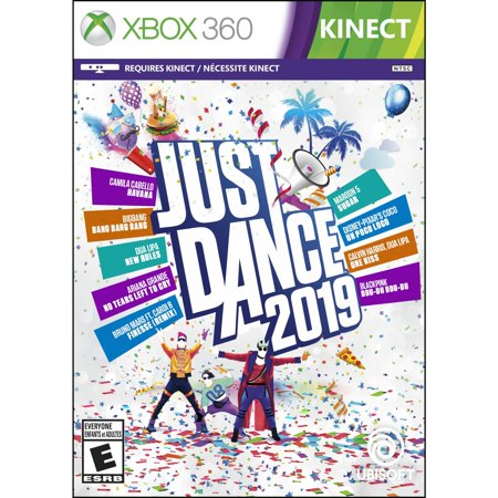 Just Dance 2019 - Xbox 360 Standard - Halloween Theme Just Dance