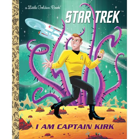 I Am Captain Kirk (Star Trek) - Star Trek Boots