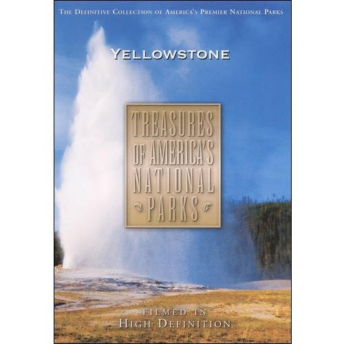 Treasures Of America's National Parks: Yellowstone