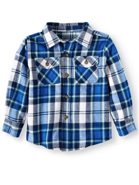 ba4d3a6b5706 Product Image Ht Boys L s Flannel Shirt