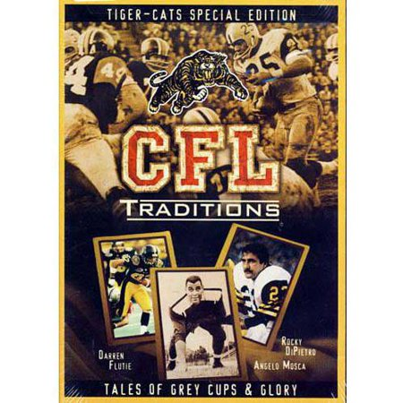 CFL Traditions: Hamilton Tiger-Cats