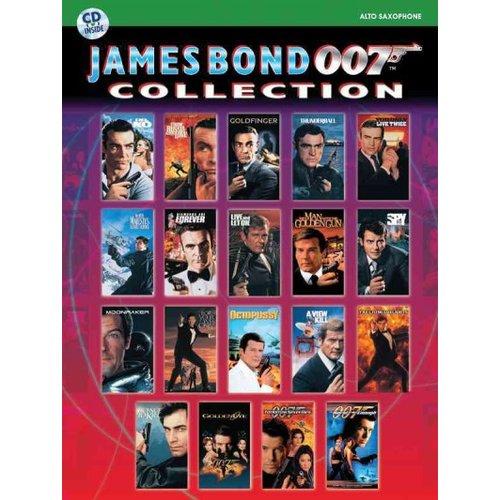 James Bond 007 Collection: Alto Saxophone