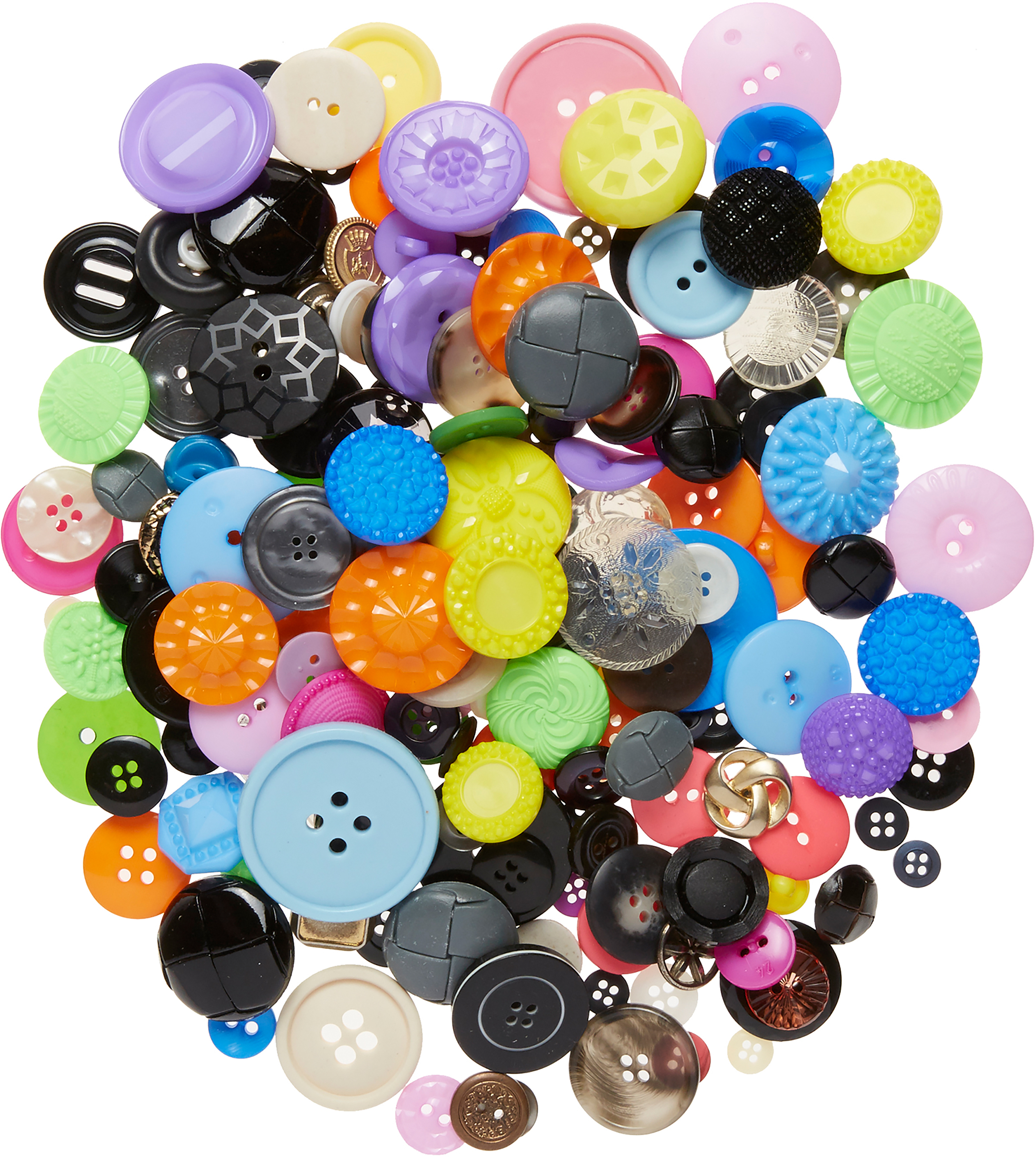 Button Bargain 12oz - Assorted Colors