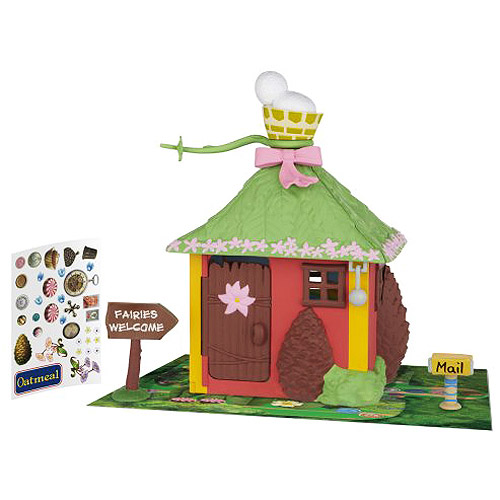 Disney Tinker Bell And The Great Fairy Rescue Lizzy's Fairy House Playset by