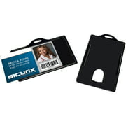 Baumgartens Sicurix ID Badge Card Holders