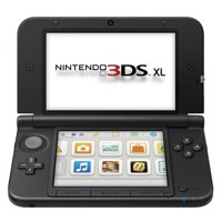 Refurbished Nintendo 3DS XL Blue/black Console