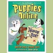 Puppies Online: Treasure Hunt - Audiobook