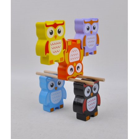 Stacking Owls By Discovery Toys - image 2 of 4
