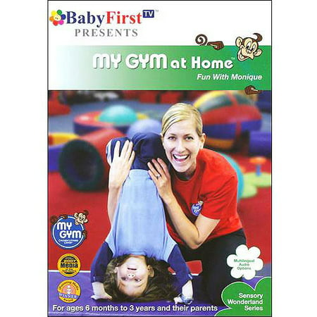 Tv Toddlers (Baby First TV Presents: My Gym at Home - Fun With Monique (Full)