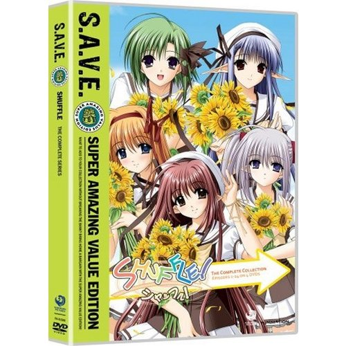 Shuffle!: The Complete Collection (S.A.V.E.)