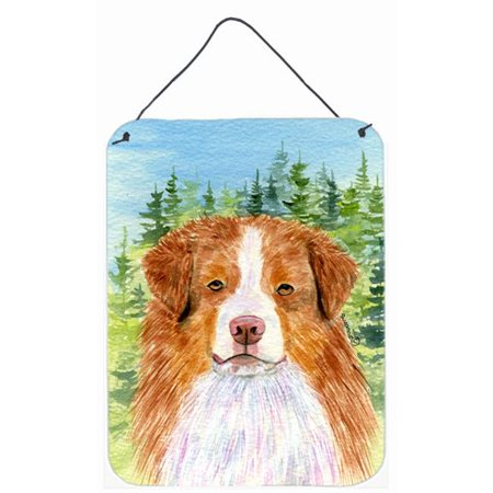 Carolines Treasures SS8317DS1216 Australian Shepherd Aluminium Metal Wall Or Door Hanging Prints - image 1 de 1