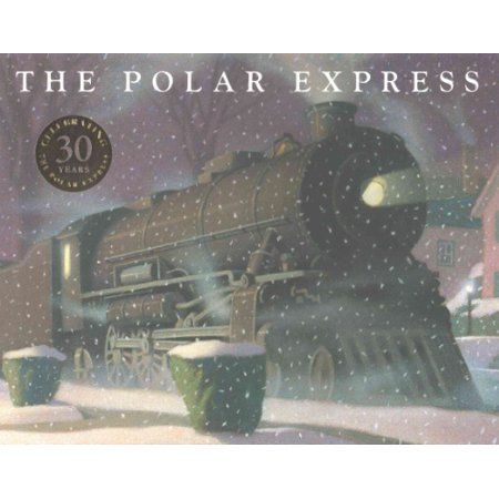 The Polar Express: 30th Anniversary Edition (Paperback) (Bell From Polar Express)