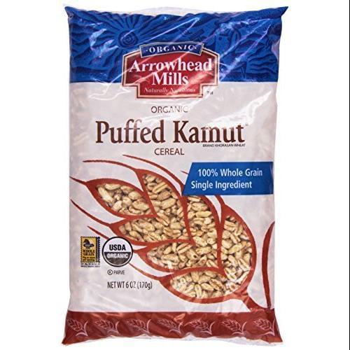 Arrowhead Mills Organic Cereal Puffed Kamut-6 oz