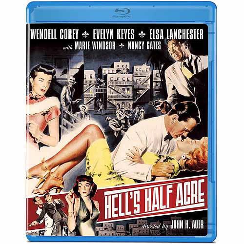 Hell's Half Acre (1954) (Blu-ray) (Full Frame)