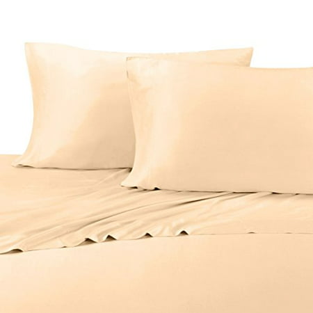 Abripedic Bamboo Sheets 600 Thread Count Silky Soft 100 Viscose From Sheet Set Top Split King Adjule