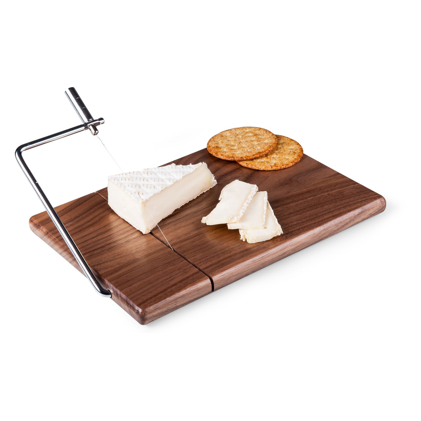 Toscana Meridian Cutting Board and Cheese Slicer