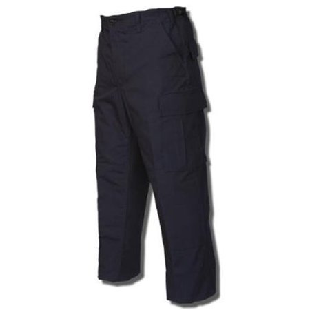 Gen-1 Police BDU Trousers Navy 65/35 Poly, Cotton RS, Large