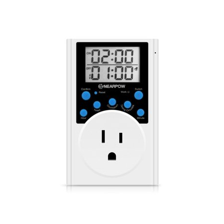 Cycle Timer (Timer Outlet Nearpow Multifunctional Infinite Cycle Programmabl...)