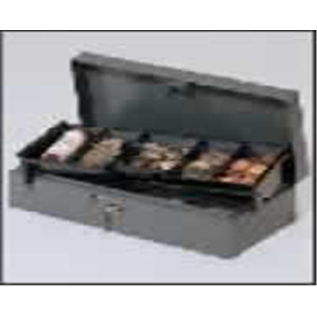 MMF 2212CBTGY Bond Box with Tray - Gray