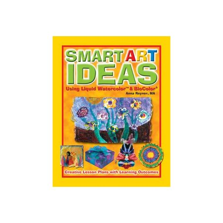 Smart Art Ideas Activity Book (Item # SMARTART) for $<!---->