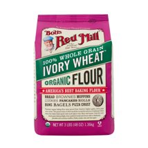 Flours & Meals: Bob's Red Mill Organic Ivory Wheat Flour