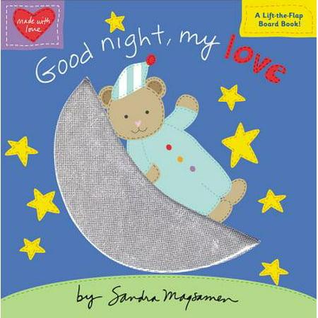 Good Night, My Love (Good Night To The Love Of My Life)