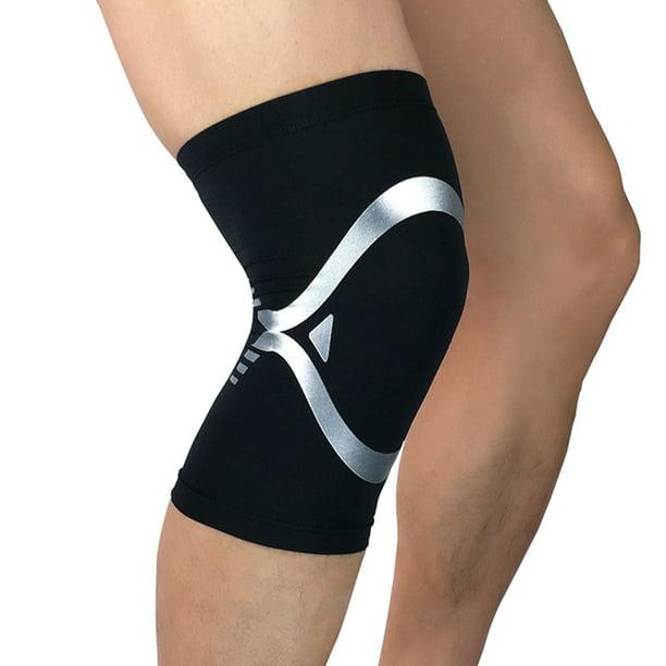 Funcee Compression Knee Sleeve Brace Knee Support Weightlifting Sports Walmart Com Walmart Com