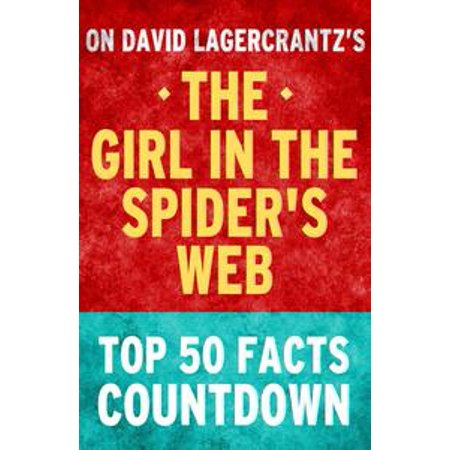 The Girl in the Spider's Web: Top 50 Facts Countdown -