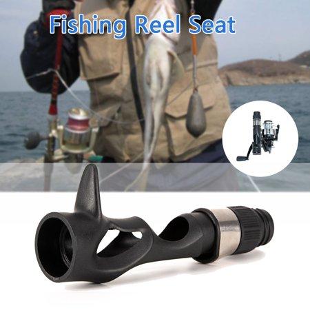 Plastic Aluminum Casting Fly Fishing Reel Seat Diy Fishing Pole Reel Seat