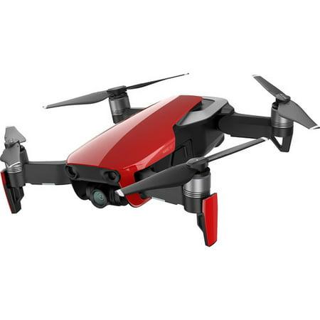 DJI Mavic Air Drone Quadcopter (rouge flamme) TOUT CE QU'IL VOUS FAUT Ultimate Bundle - image 2 de 4